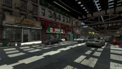 Puglia Pizza in Brook para GTA 4