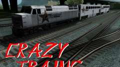 Crazy Trains MOD para GTA San Andreas