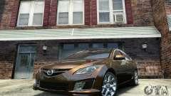 Mazda 6 2008 para GTA 4