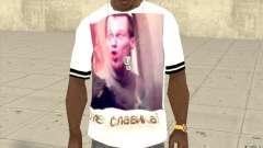 Camiseta: Exuberante Slavik