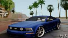Ford Mustang Twin Turbo para GTA San Andreas