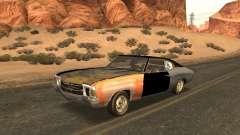 Chevrolet Chevelle Rustelle