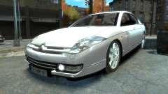 Citroen C6 para GTA 4