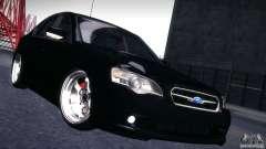 Subaru Legacy BIT edition 2004 para GTA San Andreas