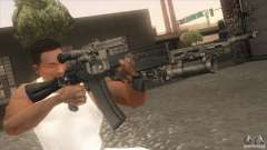 AK-47 v2 para GTA San Andreas