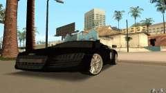 Audi R8 Le Mans Quattro para GTA San Andreas