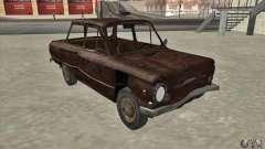 ZAZ 968 abandonado v. 2 para GTA San Andreas