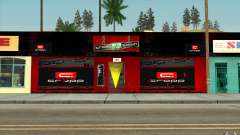 Cropp Town SHOP para GTA San Andreas