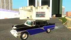 GAZ 13 Chaika para GTA San Andreas