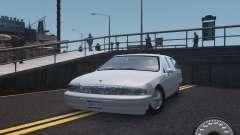 Chevrolet Caprice Wagon 1993 para GTA 4