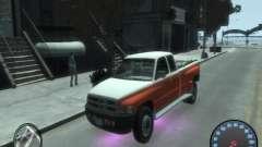Dodge Ram 3500 para GTA 4