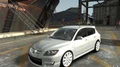 Mazda 3 para GTA 4