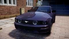 Ford Mustang para GTA 4