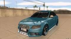 Audi S4 2009 para GTA San Andreas