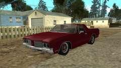 Eon SabreTaur Picador para GTA San Andreas