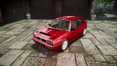 Lancia Delta HF Integrale Dealers Collection para GTA 4