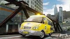 Gacela 2705 Taxi v 2.0