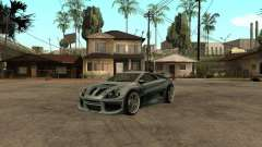 CyborX CD 10.0 XL GT v2.0 para GTA San Andreas