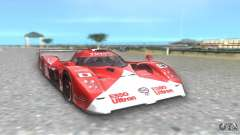 Toyota GT-One TS020 para GTA Vice City
