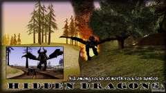 Hidden Dragon para GTA San Andreas