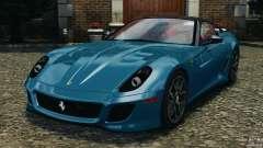 Ferrari 599 GTO 2011 para GTA 4