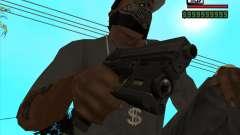 Glock new version para GTA San Andreas