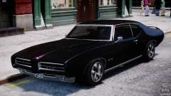 Pontiac GTO 1965 v1.1 para GTA 4