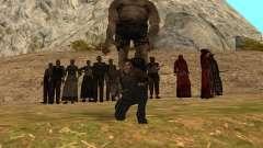 Actualizado Pak personajes de Resident Evil 4