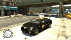 Cadillac CTS-V Taxi