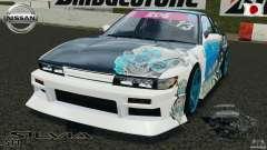 Nissan Silvia S13 Non-Grata [Final] para GTA 4