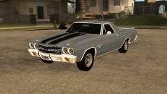 Chevrolet El Camino SS 454 1970