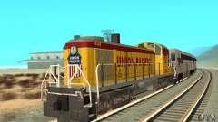 RS3 Diesel locomotor Union Pacific