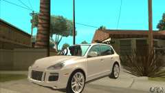 Porsche Cayenne Turbo S 2009 para GTA San Andreas