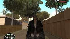 Alex Mercer para GTA San Andreas