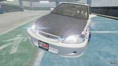 Honda Civic Si 1999 JDM [EPM] para GTA 4
