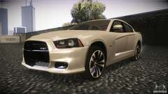 Dodge Charger SRT8 2012 para GTA San Andreas