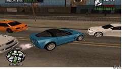 Salud infinita auto para GTA San Andreas