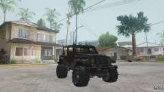 Jeep Wrangler Off road v2
