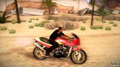 Kawasaki GPZ900R Ninja Tuned para GTA San Andreas