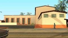 Nuevas texturas para la estación de la unidad para GTA San Andreas