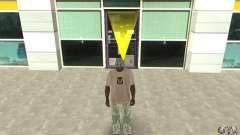 Pantalones de camuflaje para GTA San Andreas