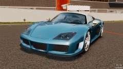 Noble M600 Bicolore 2010 para GTA 4