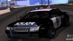 NFS Undercover Police Car