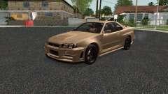 Nissan Skyline Z-Tune para GTA San Andreas