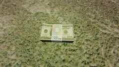 Estados Unidos los billetes en denominaciones de $ 100 para GTA 4