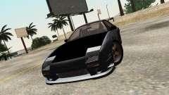 Mazda RX-7 FC3s Re-Amemiya para GTA San Andreas
