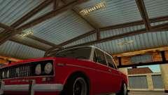 2106 VAZ viejo para GTA San Andreas