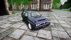 Lancia Delta HF 4WD para GTA 4