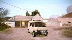 GAZ 2217 negocios para GTA San Andreas