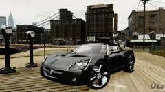 Opel Speedster Turbo 2004 para GTA 4